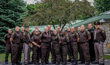 Corrections Officers Graduate
