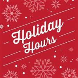 College Offices to Close for Holidays
