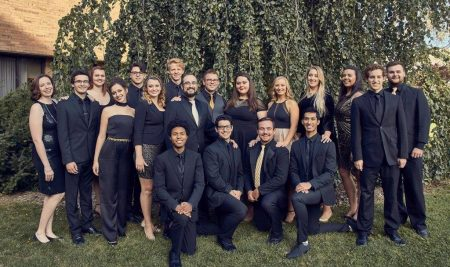 Award-winning Vocal Jazz Ensemble Coming to WSCC – April 5