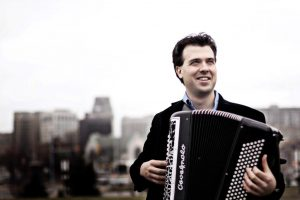 Julien Labro With Accordion Color Credit Cybelle Codish