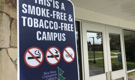 Smoke-free and Tobacco-free Campus effective June 1, 2019