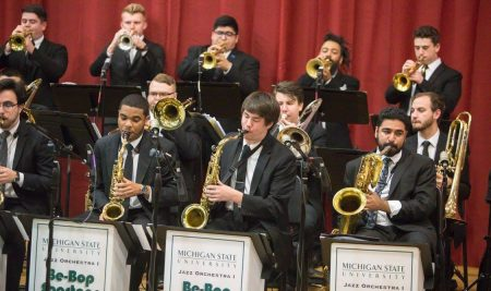 MSU's Bebop Spartans Return to the WSCC Performing Arts Series