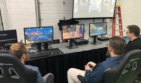 WSCC Competing with eSports