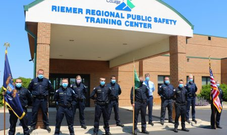 Police Academy Grads Overcome Challenges