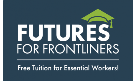 Futures for Frontliners Scholarship Program