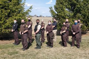 Corrections Group Photo