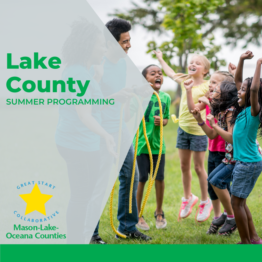 Link to Lake County Summer Programming