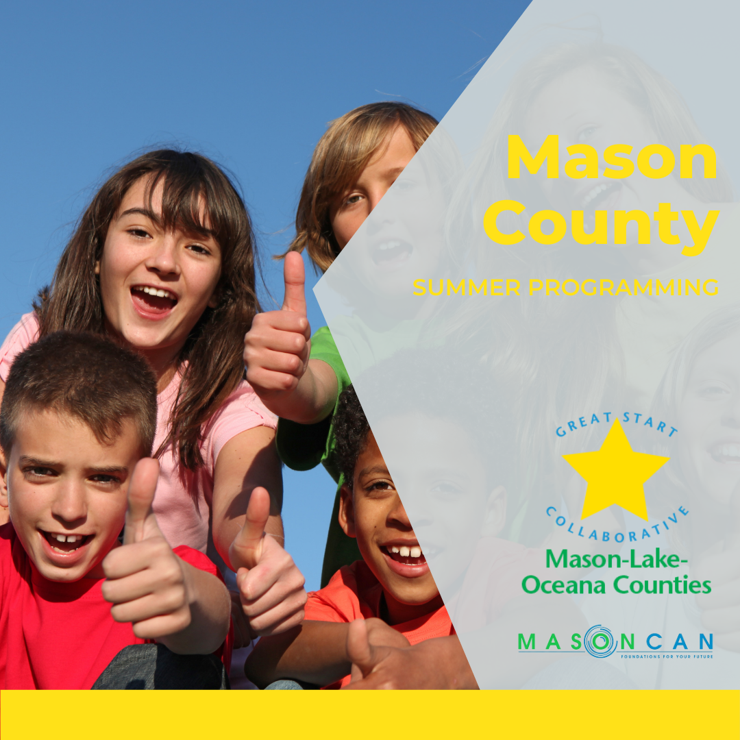 Link to Manistee County Summer Learning Activities