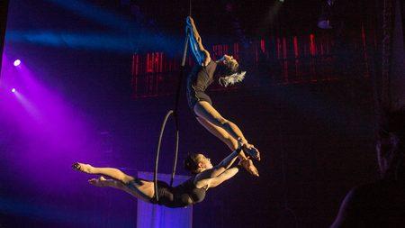 Le Cirque Esprit kicks off WSCC Performing Arts Season