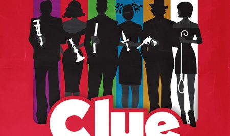 "WSCC presents ""Clue"""